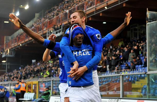 Serie A/Sampdoria-Pescara