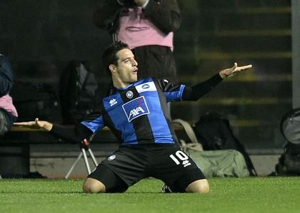 Atalanta-Inter serie A